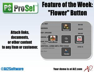 ProSel for sales automation on ipad